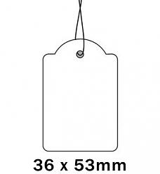 Apli Kaartje aan Koord 36x53cm