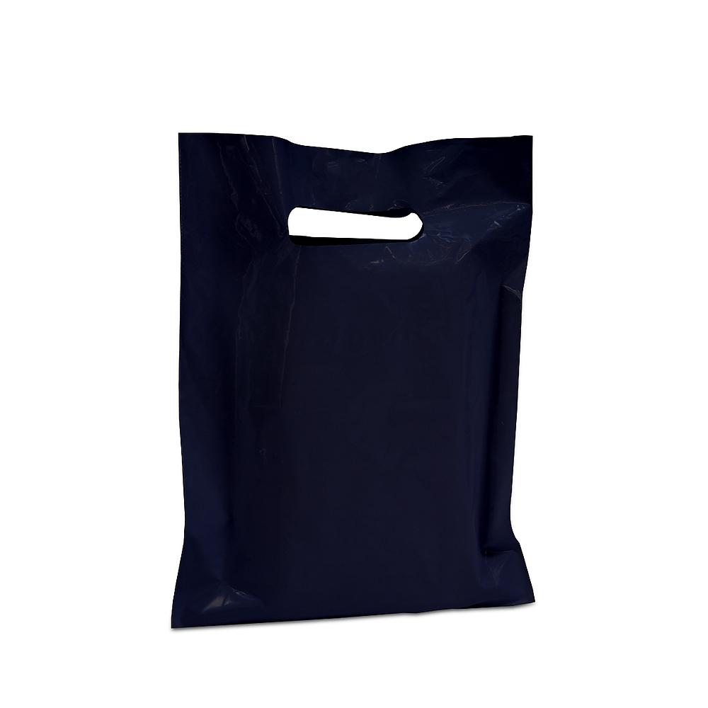 Draagtas Blauw 45x50cm