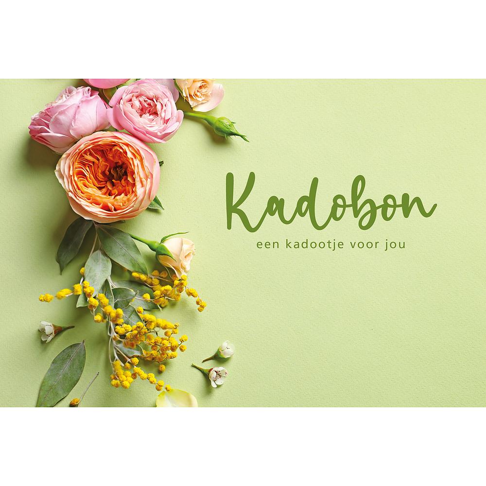 Kadobonkaart Flowers