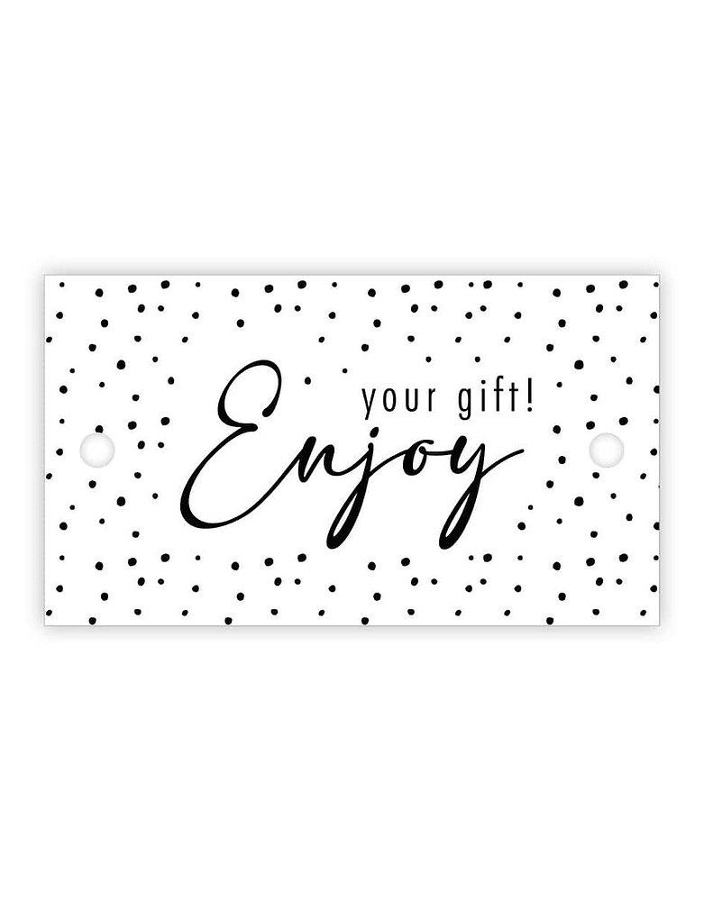 Kadolabel Your Gift Enjoy