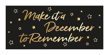 Kadosticker Make it a December to Remember