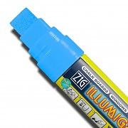 Krijtstift Blauw L