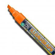 Krijtstift Oranje S