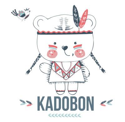 Kadobon Indian Bear