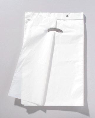 Draagtas Wit op Blok 25 x 35 cm.