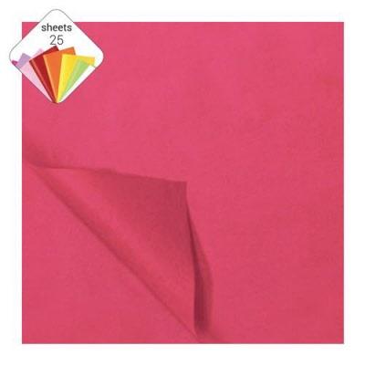 Vloeipapier Cherry/Roze 25 vel