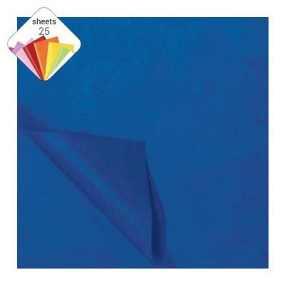 Vloeipapier Blauw 25 vel