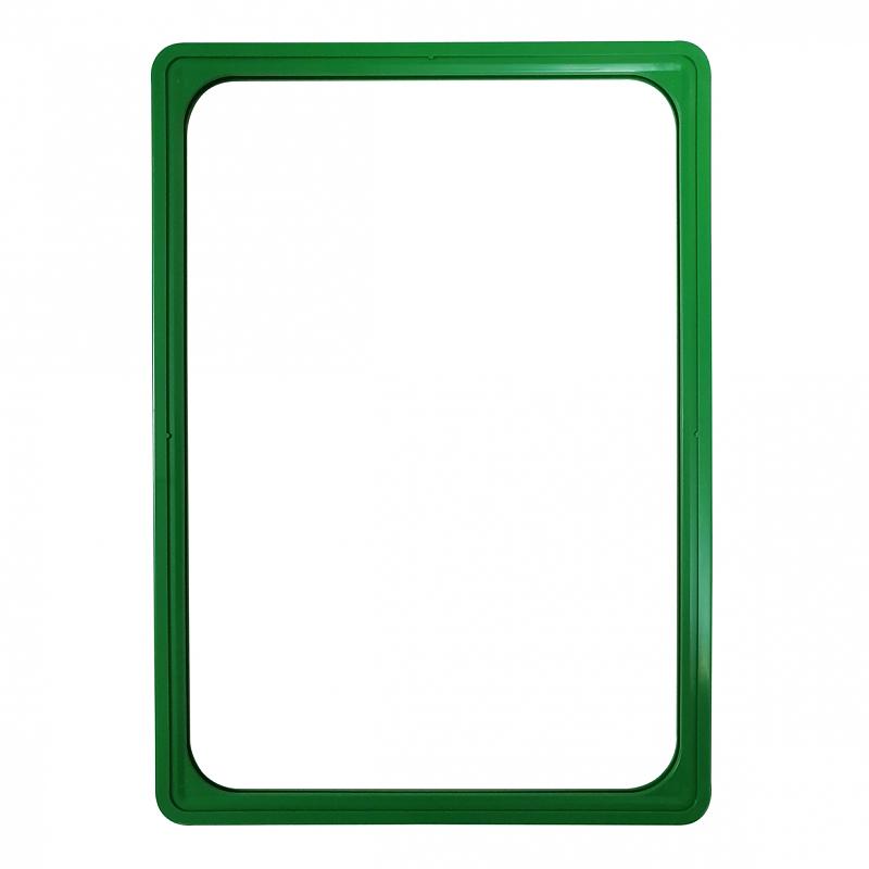 Prijskaartraam Groen A4