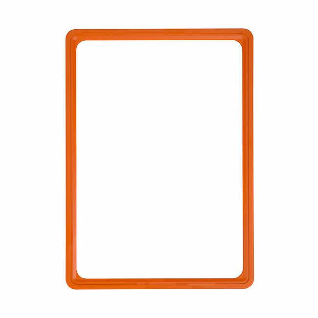 Prijskaartraam Oranje A4
