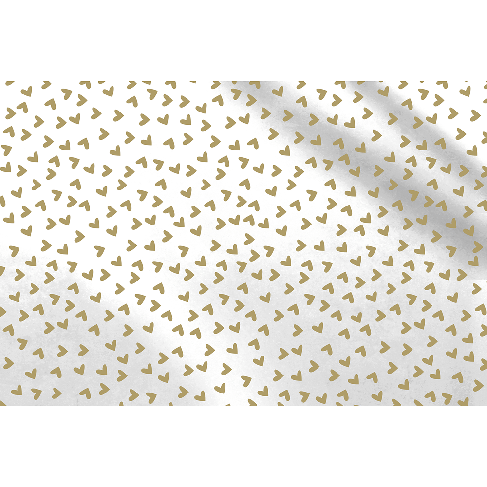 Vloeipapier Golden Hearts