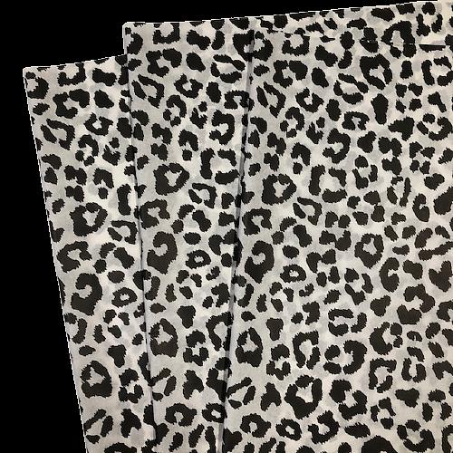 Vloeipapier Leopard